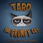 Un dessin animé pour Grumpy Cat !